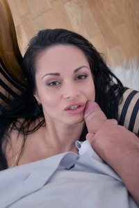 Steamy Anal Threesome #3