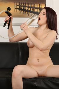 Corning My Pussy Hole #6