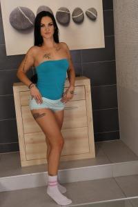 Wetting Her Panties #1