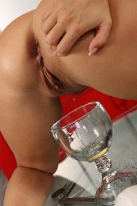 Perfecting Her Piss Play #7